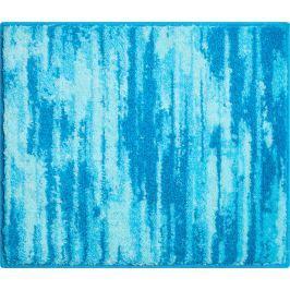GRUND Koupelnová předložka FANCY tyrkysová Typ: 50x60 cm