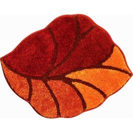 GRUND Koupelnová předložka AOSTA oranžová Typ: 50x55 cm