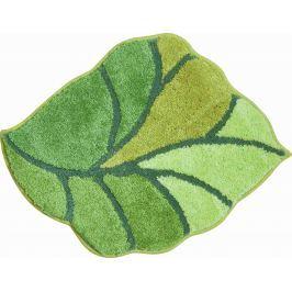 GRUND Koupelnová předložka AOSTA zelená Typ: 50x55 cm