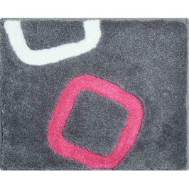 GRUND Koupelnová předložka AROLO růžová Typ: 50x60 cm