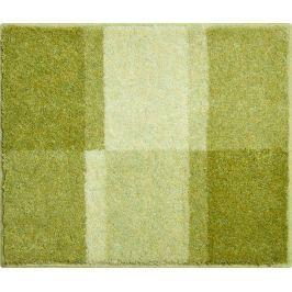 GRUND Koupelnová předložka FANTASIE zelená Typ: 50x60 cm