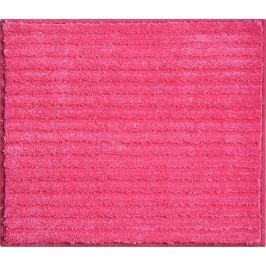 GRUND Koupelnová předložka RIFFLE růžová Typ: 50x60 cm