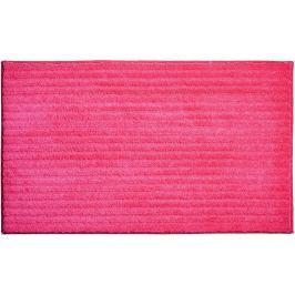 GRUND Koupelnová předložka RIFFLE růžová Typ: 70x120 cm