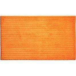 GRUND Koupelnová předložka RIFFLE oranžová Typ: 70x120 cm