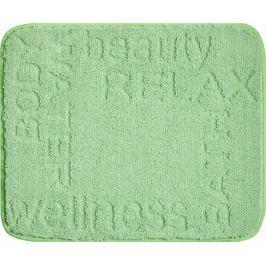 GRUND Koupelnová předložka FEELING zelená Typ: 50x60 cm