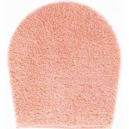 GRUND Koupelnová předložka LEX růžová Typ: 47x50 cm - na víko od WC nebo jako podsedák na židli