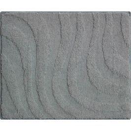 GRUND Koupelnová předložka GLORY antracitová Typ: 50x60 cm Prémiová kolekce GRUND 2018