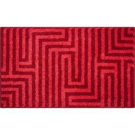 GRUND Koupelnová předložka ARUBA rubínová Typ: 70x120 cm