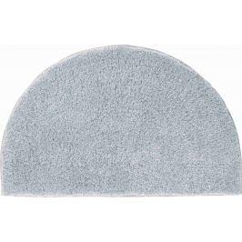 GRUND Koupelnová předložka LEX stříbrná Typ: 50x80 cm půlkruh