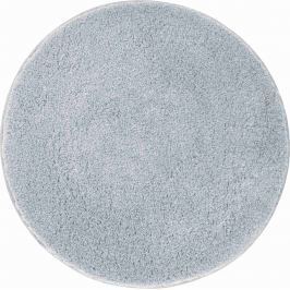 GRUND Koupelnová předložka LEX stříbrná Typ: kruh 80 cm