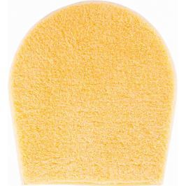 GRUND Koupelnová předložka LEX žlutá Typ: 47x50 cm - na víko od WC nebo jako podsedák na židli