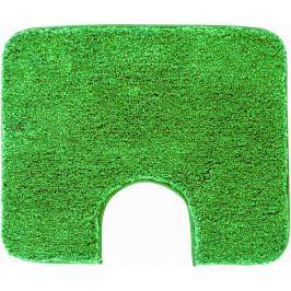 GRUND Koupelnová předložka LEX zelená Typ: 50x60 cm s výřezem pro WC