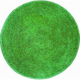 GRUND Koupelnová předložka LEX zelená Typ: kruh 100 cm
