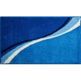 GRUND Koupelnová předložka LUCA modrá Typ: 80x140 cm