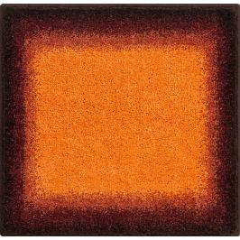 GRUND Koupelnová předložka AVALON pomerančová Typ: 50x60 cm