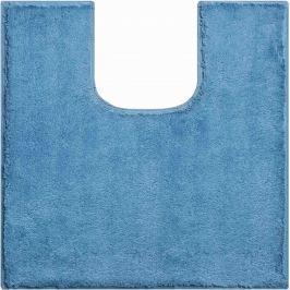 GRUND Koupelnová předložka MANHATTAN džínová Typ: 55x55 cm s výřezem pro WC