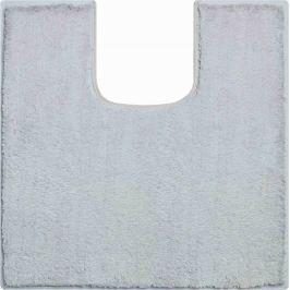 GRUND Koupelnová předložka MANHATTAN šedá Typ: 55x55 cm s výřezem pro WC