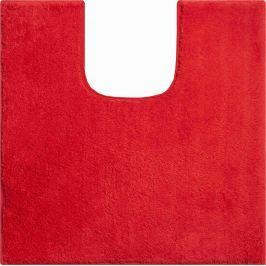 GRUND Koupelnová předložka MANHATTAN rubínová Typ: 55x55 cm s výřezem pro WC