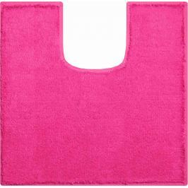 GRUND Koupelnová předložka MANHATTAN růžová Typ: 55x55 cm s výřezem pro WC