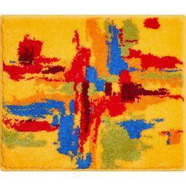 GRUND Koupelnová předložka MEZZO žlutá Typ: 50x60 cm