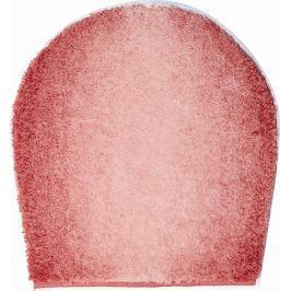 GRUND Koupelnová předložka MOON růžová Typ: 47x50 cm - na víko od WC nebo jako podsedák na židli