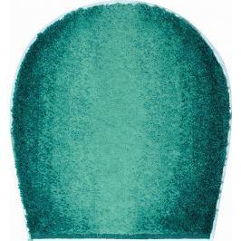 GRUND Koupelnová předložka MOON benzínová Typ: 47x50 cm - na víko od WC nebo jako podsedák na židli