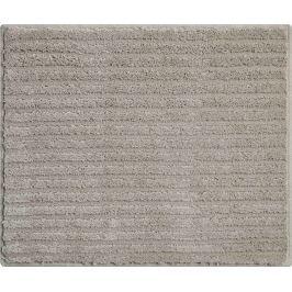 GRUND Koupelnová předložka RIFFLE minerální šedá Typ: 50x60 cm Prémiová kolekce GRUND 2018