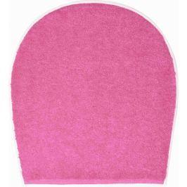 GRUND Koupelnová předložka SHI růžová Typ: 47x50 cm - na víko od WC nebo jako podsedák na židli