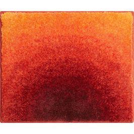 GRUND Koupelnová předložka SUNSHINE pomerančová Typ: 50x60 cm
