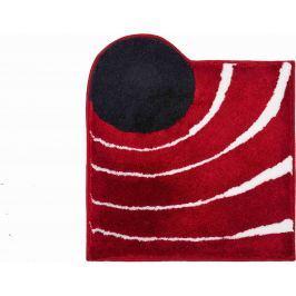 GRUND Koupelnová předložka Colani 2 červená Typ: 60x60 cm