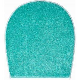 GRUND Koupelnová předložka BARCELONA zelená Typ: 47x50 cm - na víko od WC nebo jako podsedák na židli