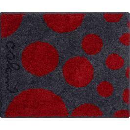 GRUND Koupelnová předložka Colani 16 červená Typ: 50x60 cm
