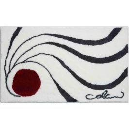 GRUND Koupelnová předložka Colani 18 bílá Typ: 80x150 cm