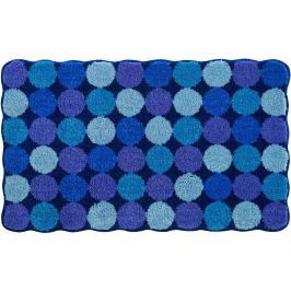 GRUND Koupelnová předložka AGARTHI modro-tyrkysová Typ: 70x120 cm