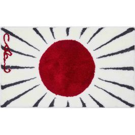 GRUND Koupelnová předložka Colani 24 bílo-červené Typ: 60x100 cm