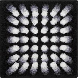 GRUND Koupelnová předložka KARIM 07 šedá Typ: 60x60 cm