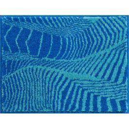 GRUND Koupelnová předložka KARIM 13 modro-tyrkysová Typ: 50x65 cm VIP kolekce KARIM RASHID