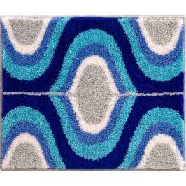 GRUND Koupelnová předložka KARIM 18 modrá Typ: 50x60 cm