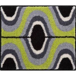 GRUND Koupelnová předložka KARIM 18 zelená Typ: 50x60 cm