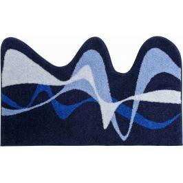 GRUND Koupelnová předložka KARIM 19 modrá Typ: 50x80 cm
