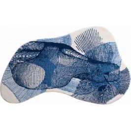 GRUND Koupelnová předložka KARIM 27 modrá