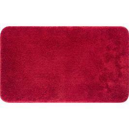 LineaDue Koupelnová předložka FANTASTIC rubínová Typ: 80x140 cm
