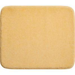 LineaDue Koupelnová předložka FANTASTIC žlutá Typ: 50x60 cm