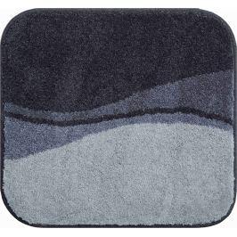 LineaDue Koupelnová předložka FLASH antracitová Typ: 55x60 cm