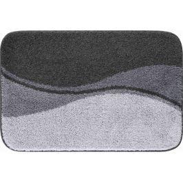 LineaDue Koupelnová předložka FLASH antracitová Typ: 70x120 cm
