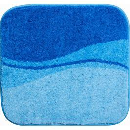 LineaDue Koupelnová předložka FLASH modrá Typ: 55x60 cm