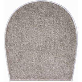GRUND Koupelnová předložka BONA flanelová Typ: 47x50 cm - na víko od WC nebo jako podsedák na židli