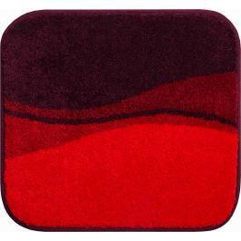 LineaDue Koupelnová předložka FLASH rubínová Typ: 55x60 cm