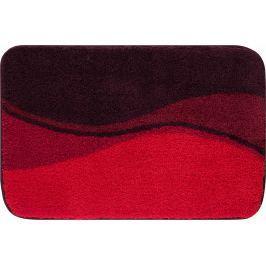 LineaDue Koupelnová předložka FLASH rubínová Typ: 60x100 cm