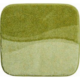LineaDue Koupelnová předložka FLASH zelená Typ: 55x60 cm